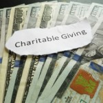 Giving Money to Charity: It's All About ROI