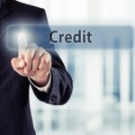 Business credit concept