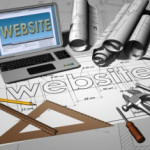 website construction concept