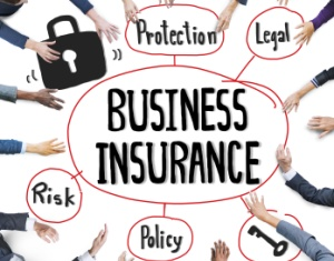 Insurance Business Protection Safety Planning Office Meeting Concept