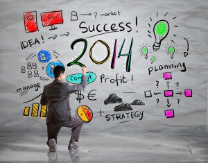Business success for 2014
