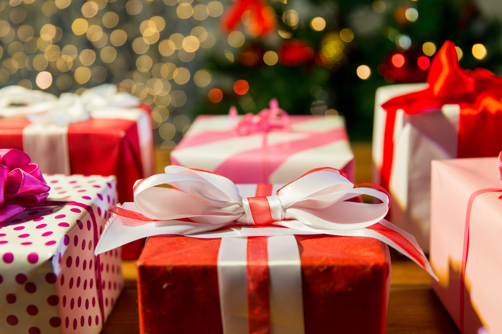 When Handing Out Holiday Gifts, Don\'t Forget Yourself | AllBusiness.com