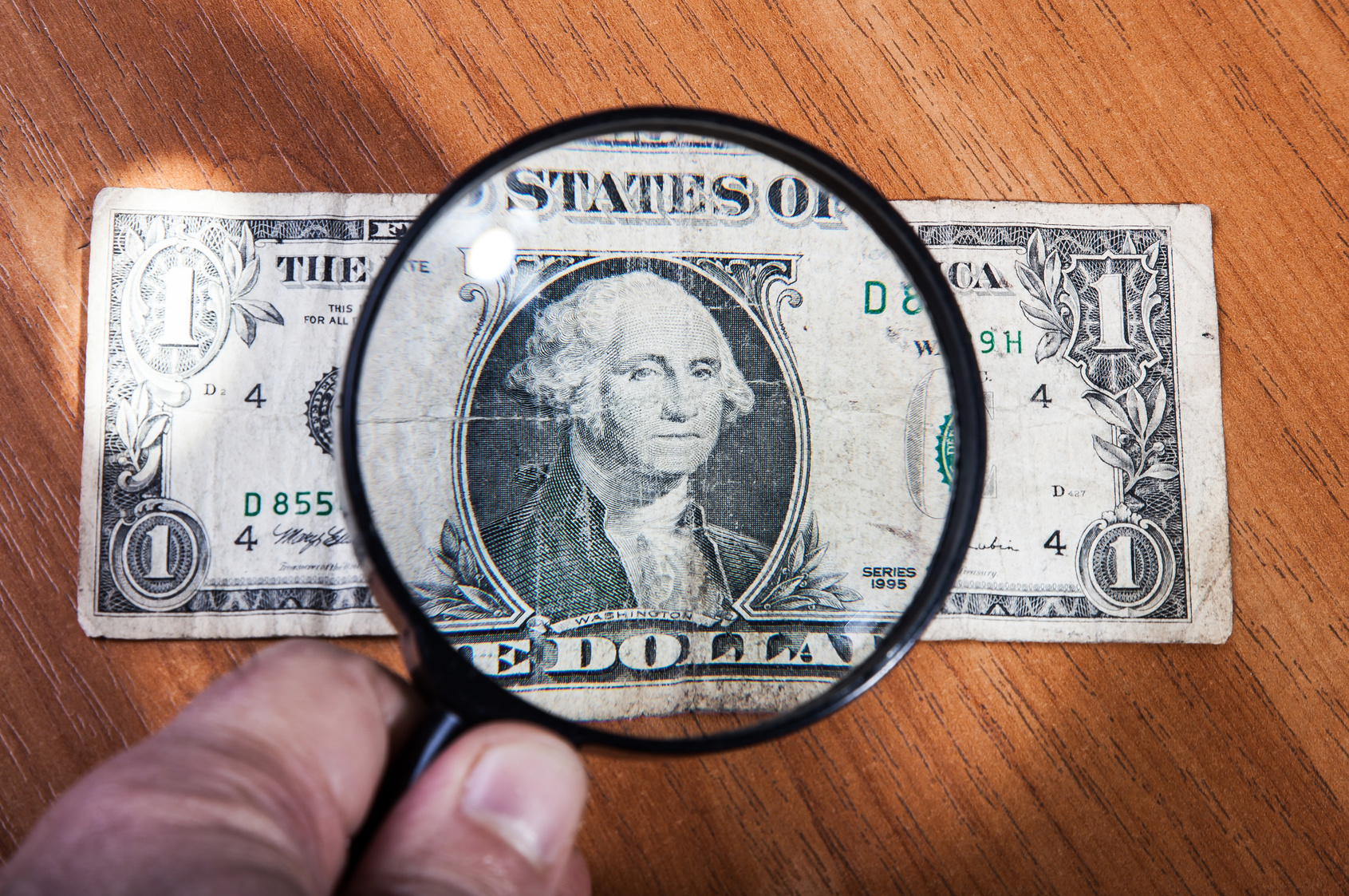 Protect Your Business Against Counterfeit Money