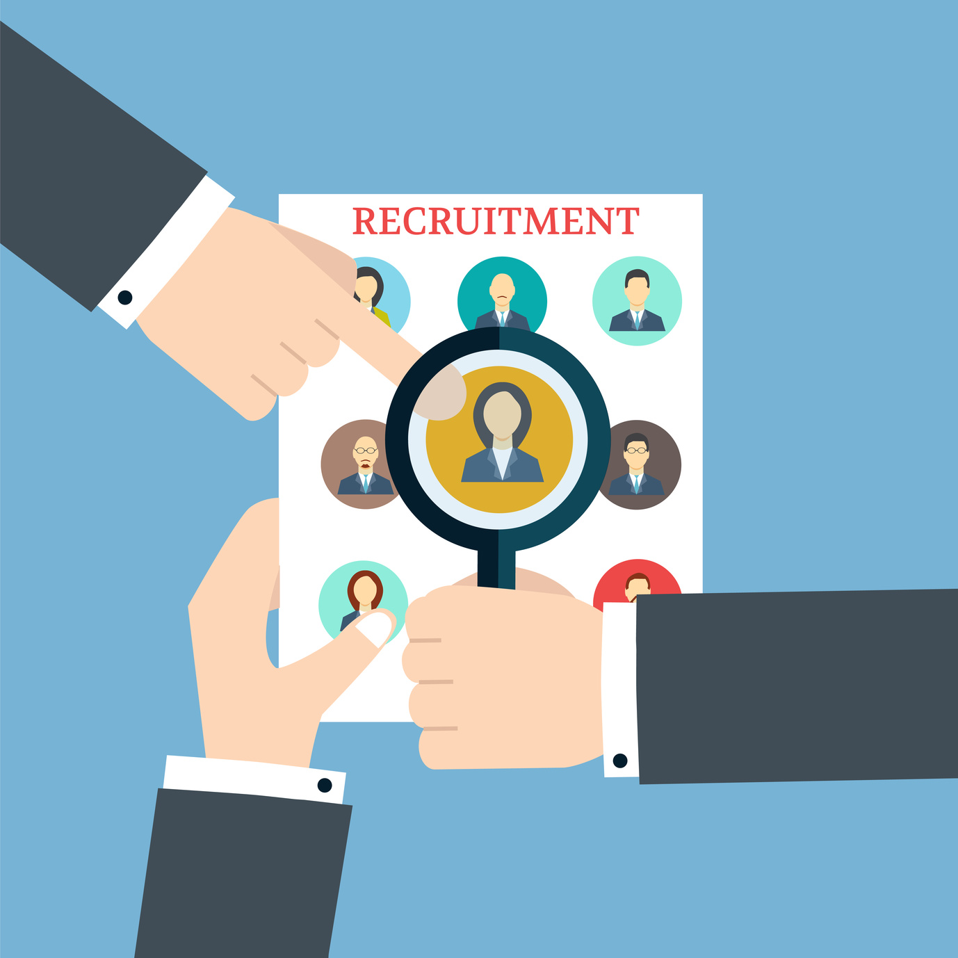 seo tips to make your recruitment stand out