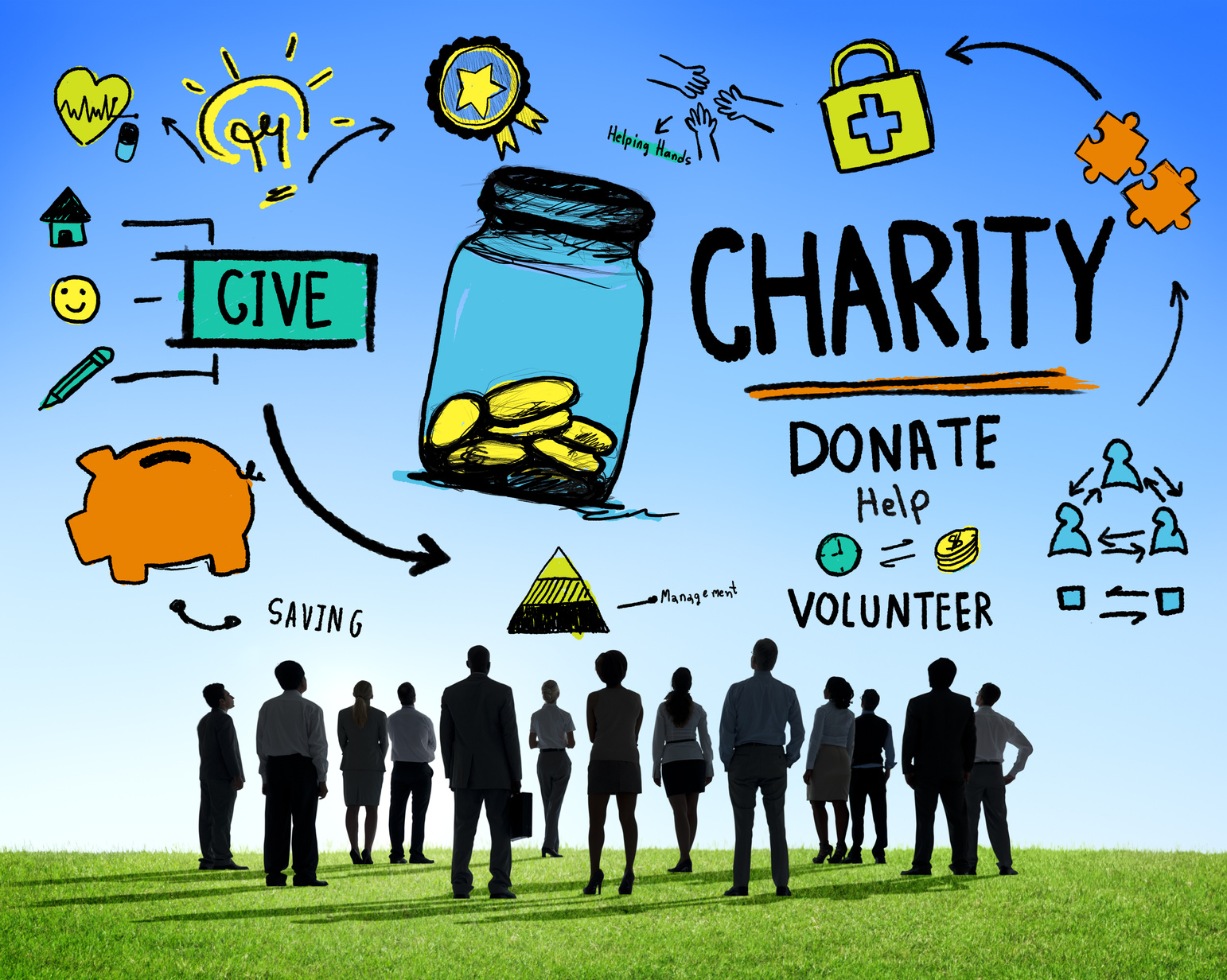 The Hidden Benefit Of Giving Back Motivated Employees
