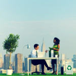 Going Green for Earth Day and Every Day: Five Ways to Create a More Sustainable Office