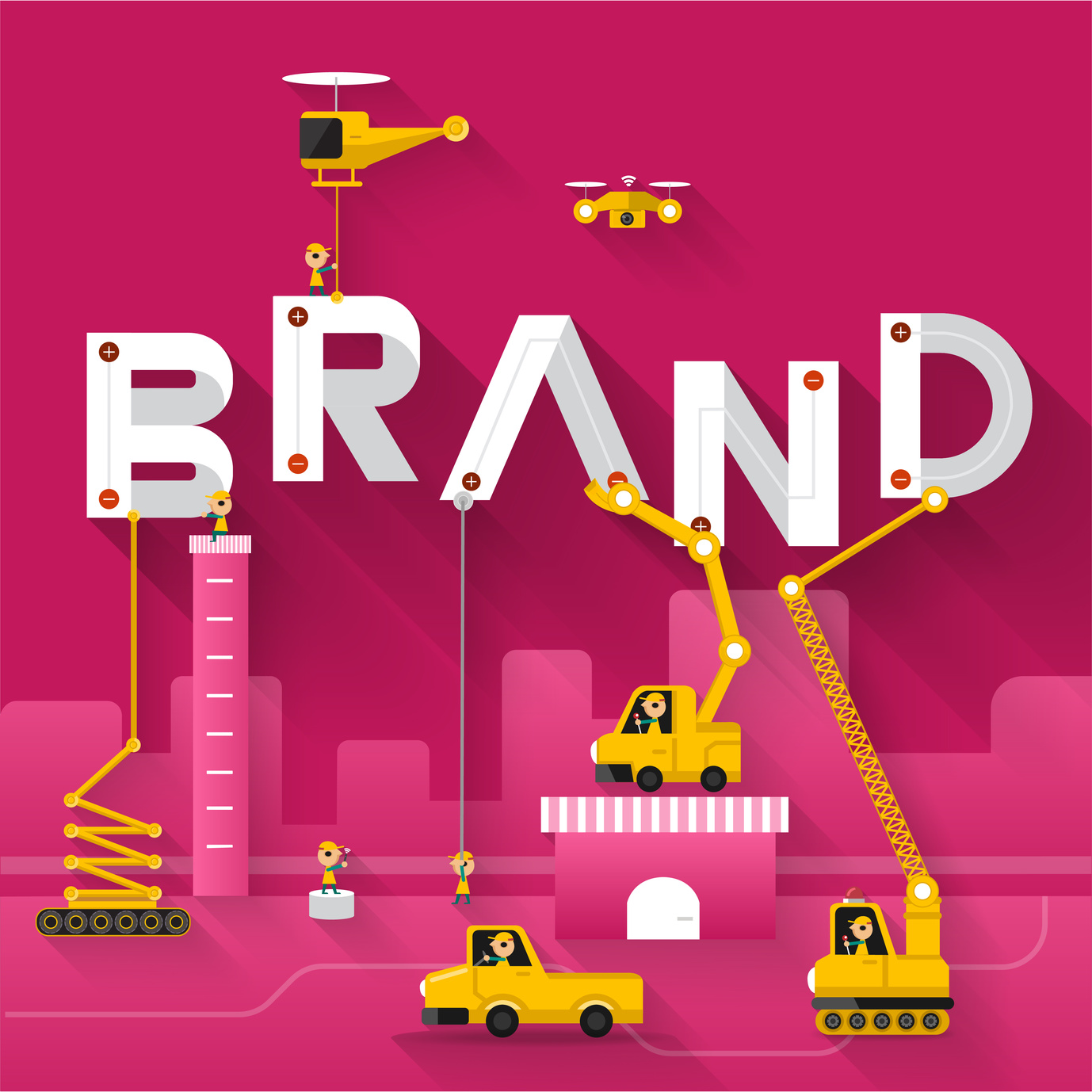 building a brand Building the brand is a ten-part american documentary television series which  aired on the now-defunct 3net channel each episode visits a factory of a different .
