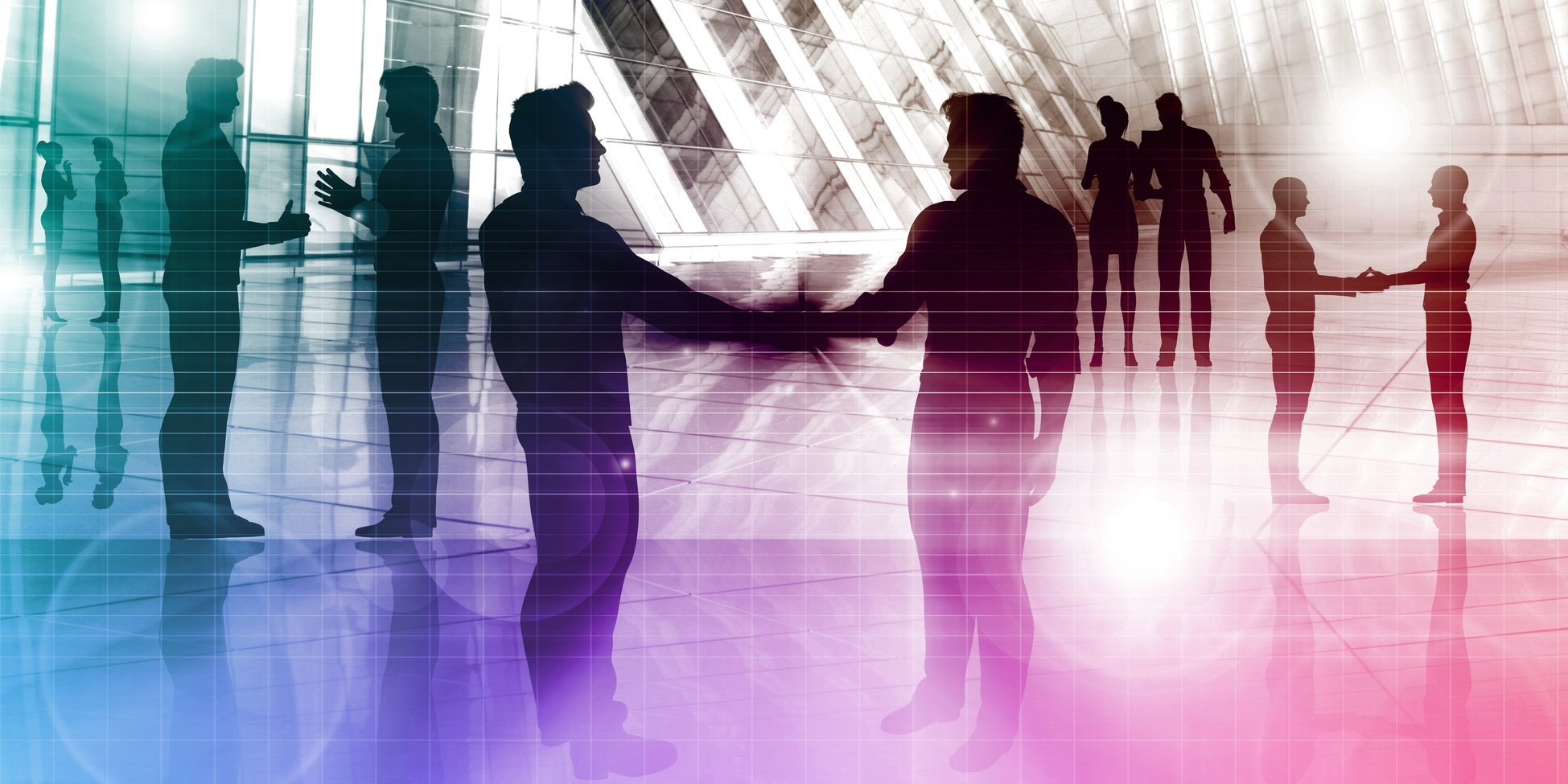 The 4 Habits Of Highly Effective Networkers Allbusiness Com