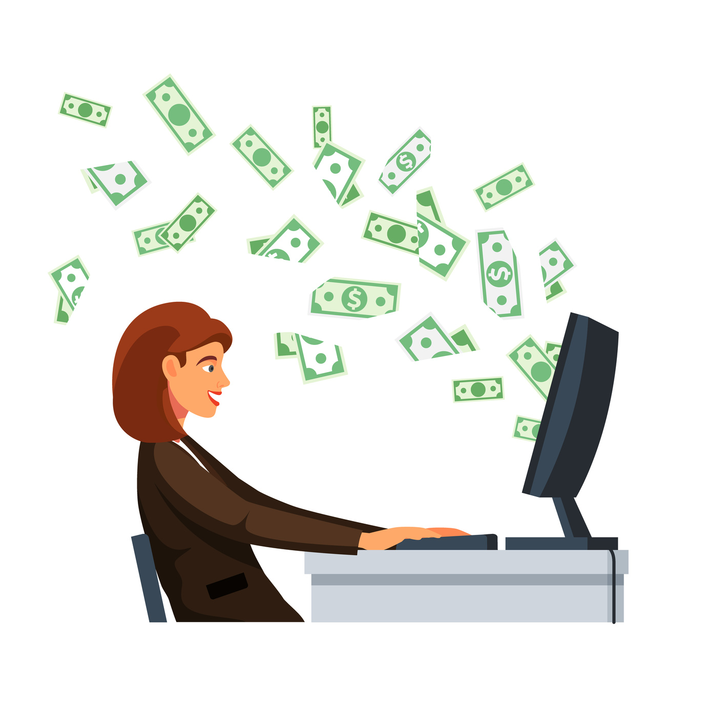 how to make money online business