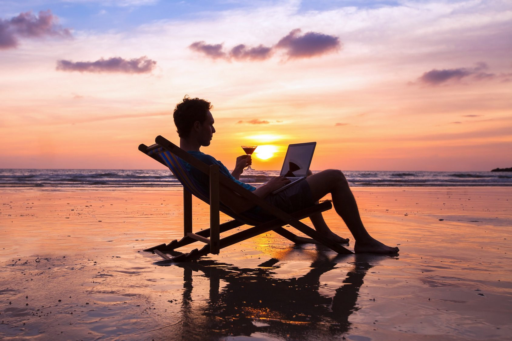3 Negative Messages You Send Your Boss When You Don T Disconnect While On Vacation Allbusiness Com