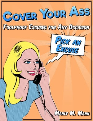 cover your ass book cover