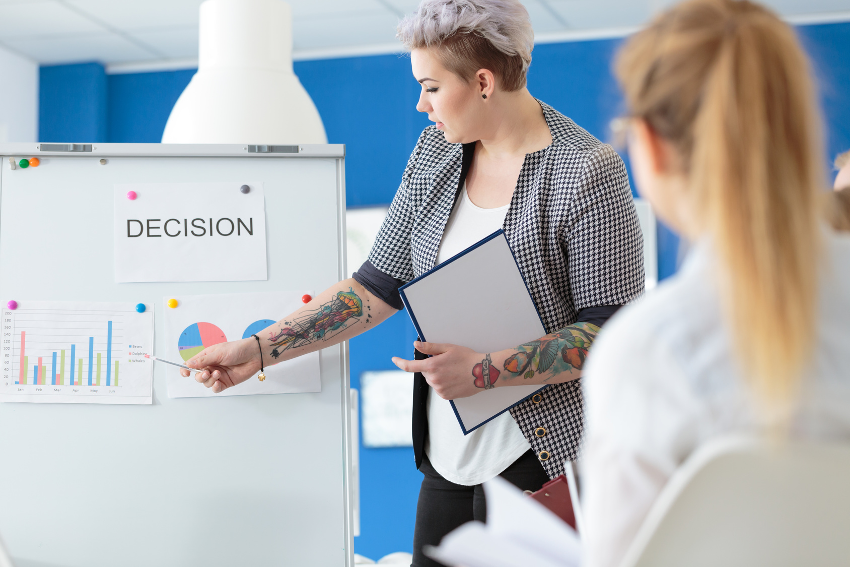 tattoos in the workplace  what u0026 39 s an employer to do
