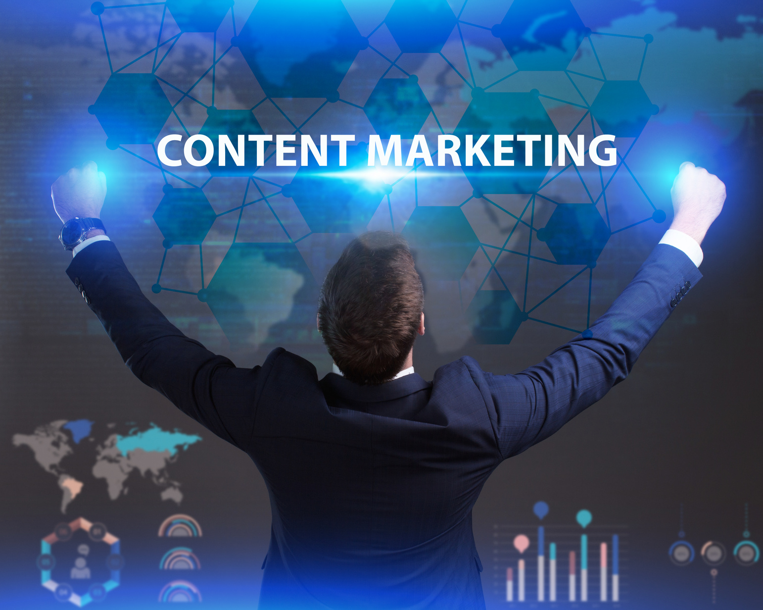 Image for 10 Creative Ways to Use Content Marketing to Grow Your Small Business | AllBusiness.com
