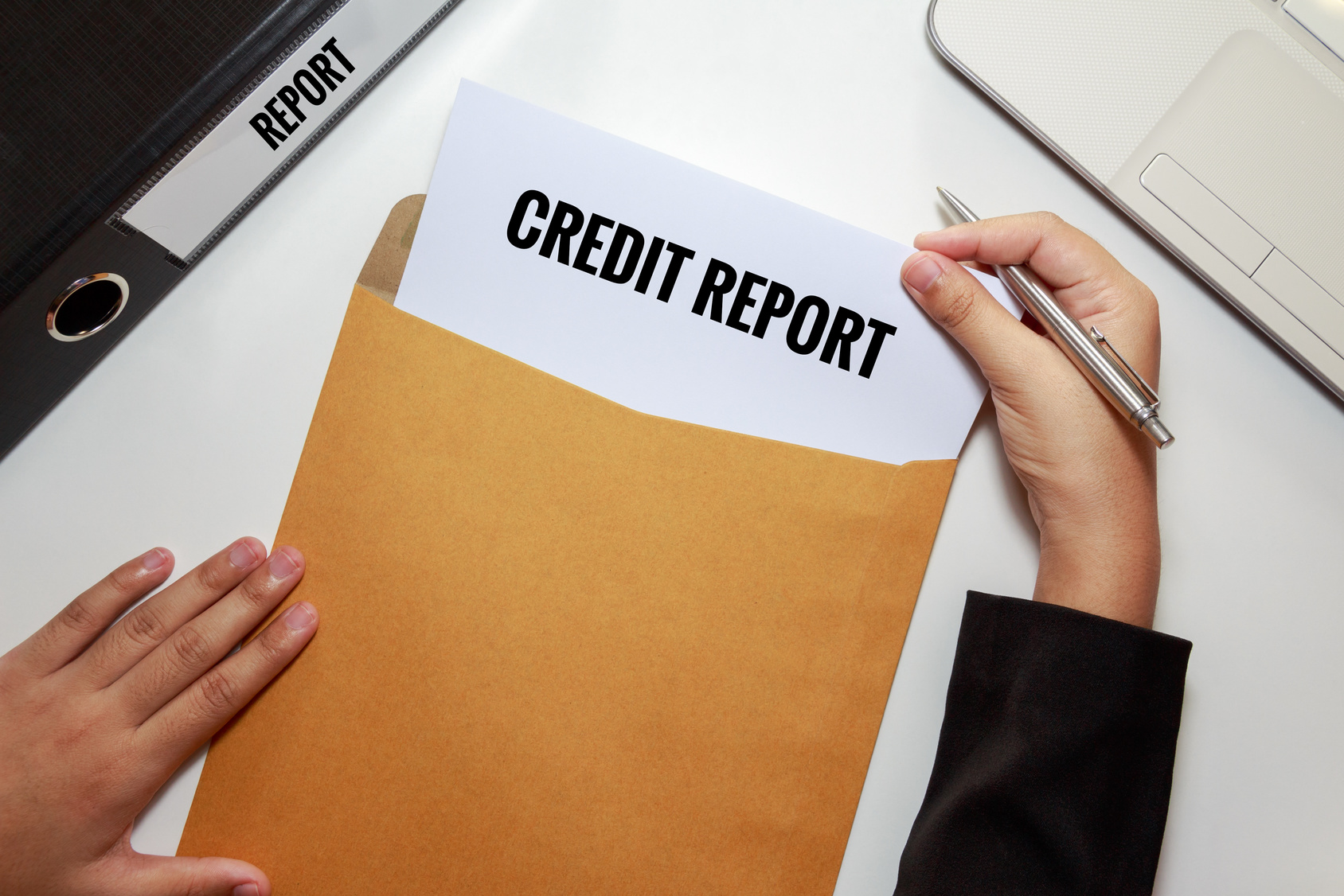 my credit report