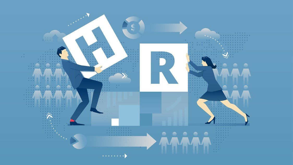 What is the HR outsourcing process