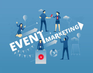 Event marketing concept
