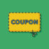 coupon color line icon