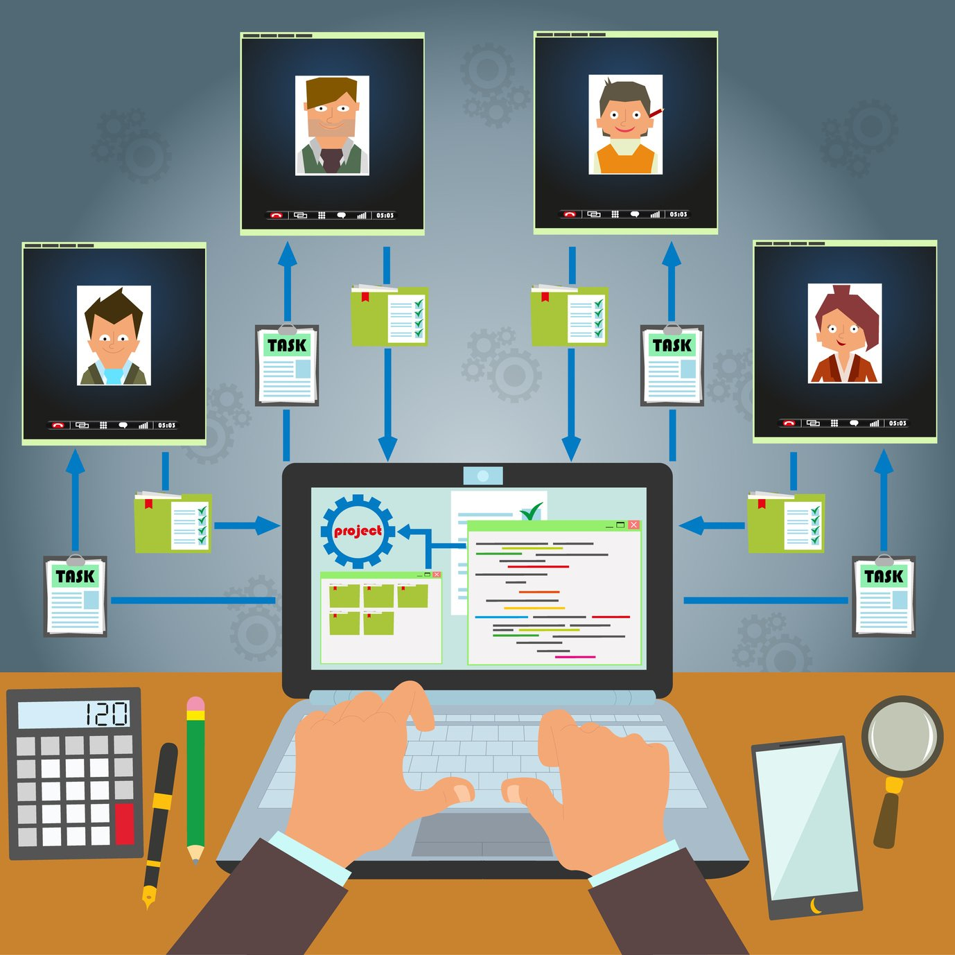 How to Effectively Manage Remote Employees: Lessons Learned From