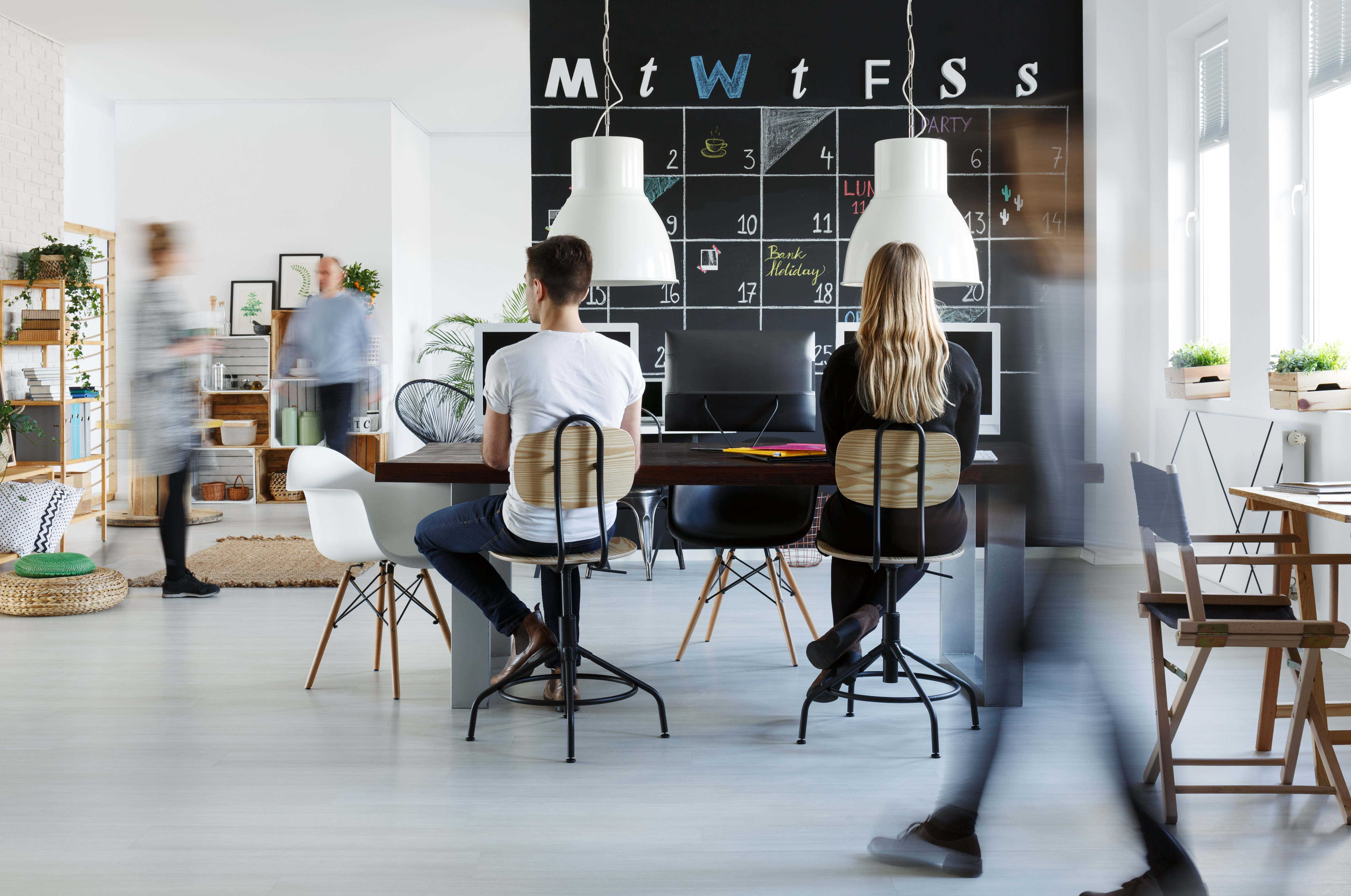 Should You Move From Your Home Office into a Coworking Space ...