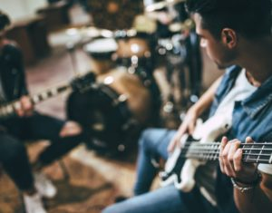 5 Lessons I Learned About Business by Playing in a Band