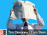 Tim Devaney - Tom Stein