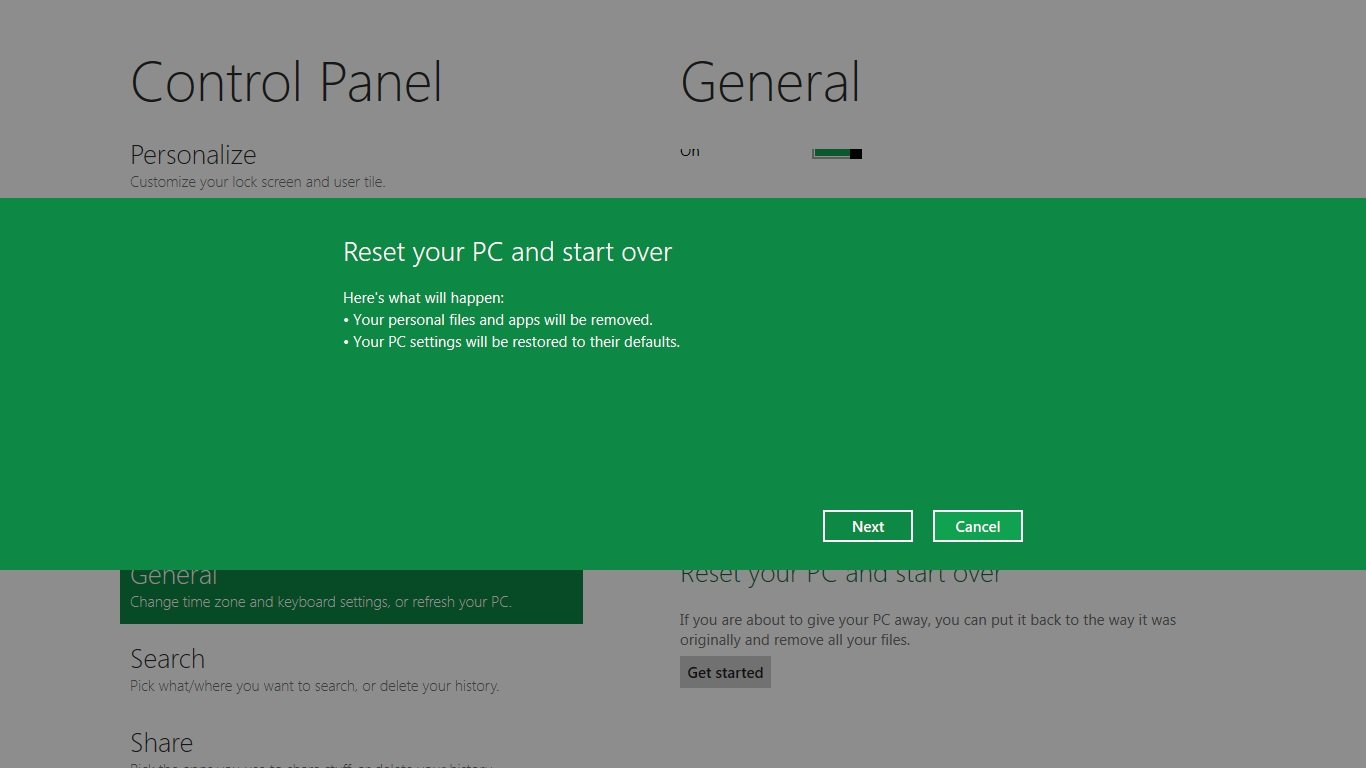 Windows 8 Sneak Preview: Horror or Delight for Small