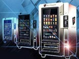futuristic vending machines