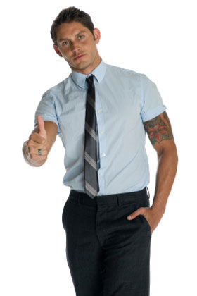 visible tattoos in the workplace Just how big of a liability are your tattoos  63% of people over the age of 60  feel that visible tattoos are inappropriate in the workplace,.