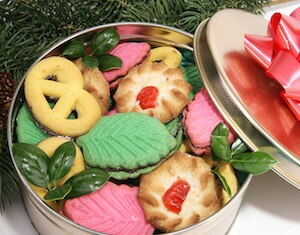 cookies as business client gifts