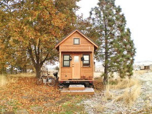 Creative Commons image of tiny house